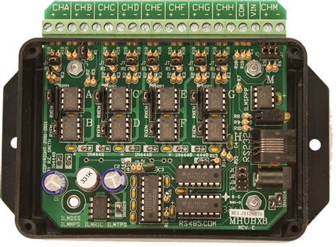 Wiring Diagram Serial Connector Library