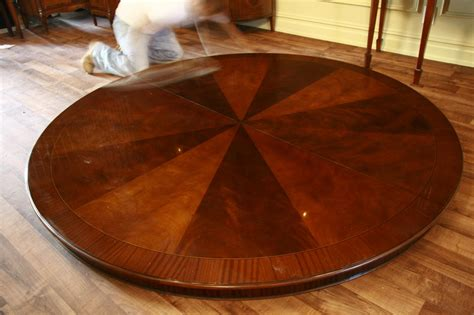 Extra Large Round Dining Room Tables Marceladickcom