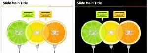Orange Slide Venn Diagram