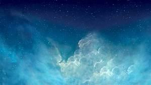 iOS Nebula HD wallpaper for 2560x1440 screens ...