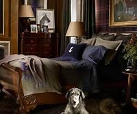 ralph lauren bedroom Beachrose Ramblings: Man Caves: Ralph Lauren Style