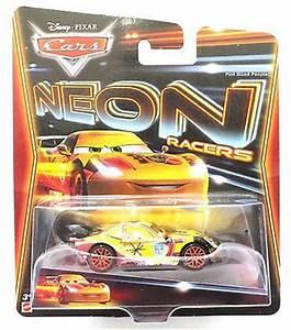 Disney Pixar Cars Neon Racers Miguel Camino Diecast Car