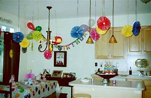 House Decoration For Birthday Party