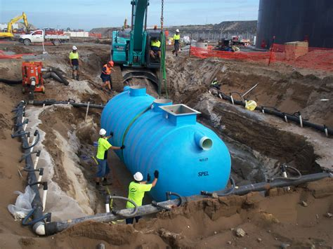 oil water separator stormwater system waste water