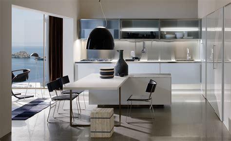 table cuisine blanc contoh table top island kitchen cabinet modern decobizz com