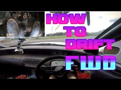 How To Drift Fwd by How To 3 Ways To Drift Fwd