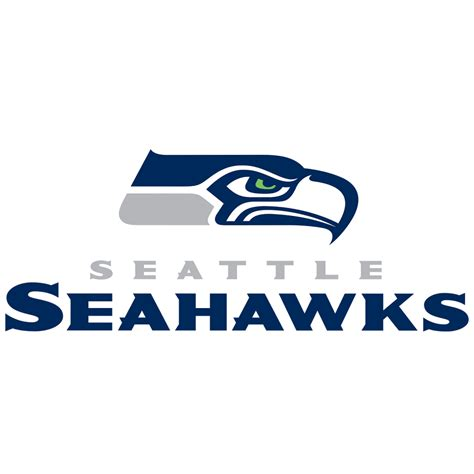 seattle seahawks logo giant nfl transfer decal