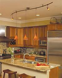 kitchen track lighting Wonderful Kitchen Track Lighting Ideas - MidCityEast