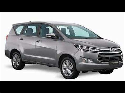 Toyota Innova New Model 2019 Youtube