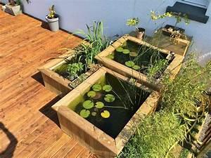 les 25 meilleures idees de la categorie cascade bassin sur With photos de bassins de jardin 5 potager