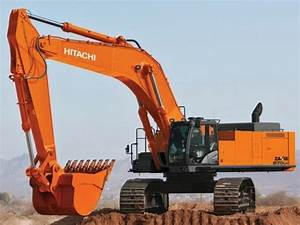 Free Hitachi Zaxis 650