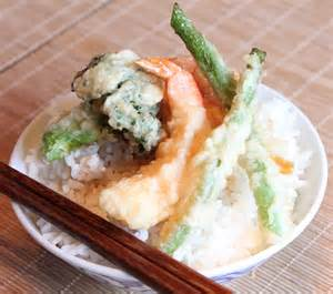 Shrimp and Vegetable Tempura