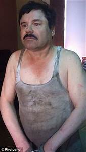 El Chapo 39spent Christmas With Wife Then New Year With