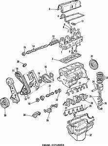 Mercury Marquis Engine Crankshaft Seal  Piece  One  Design