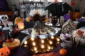 Idée Pour Halloween : id es de d coration et de recettes pour halloween ~ Melissatoandfro.com Idées de Décoration