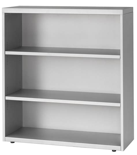 3 Foot Wide Bookcase by 3 High 30 Wide Two Adjustable Shelves Bookcase