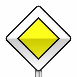 Véhicule Prioritaire Code De La Route : signalisation routi re panneaux de priorit ab6 r visez le code de la route sur ~ Medecine-chirurgie-esthetiques.com Avis de Voitures