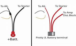 How To Replace Fusible Link On Alt   Batt  Cable