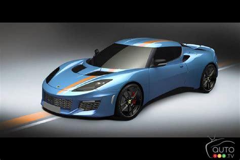 Exclusive Lotus Evora Designed By Fans  Car News Auto123