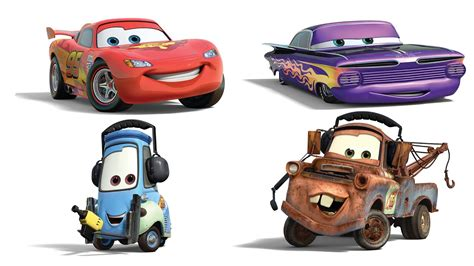All Of Disney Pixar Cars 2 Name And Characters For Kids