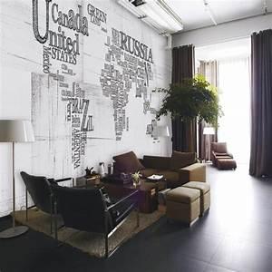 Tapeten Kombinationen Wohnzimmer : tapete im wohnzimmer von inkiostro bianco 50 modelle ~ A.2002-acura-tl-radio.info Haus und Dekorationen