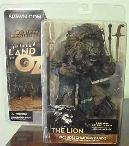 TODD MCFARLANE'S MONSTERS SERIES 2 TWISTED LAND OF OZ THE ...