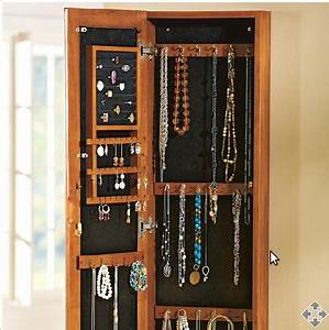 Wood Mirror Jewelry Cabinet Plans PDF Plans