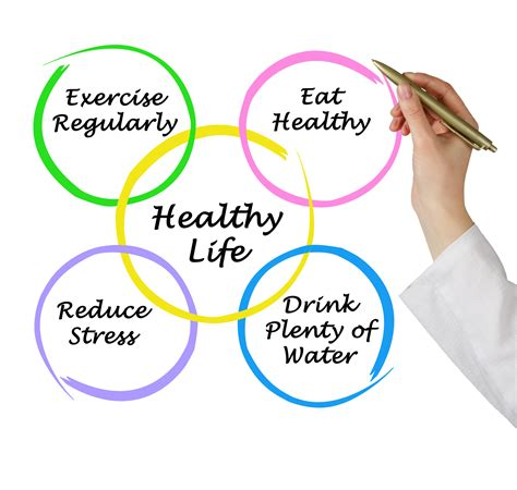 Simple But Realistic Steps Into Healthy Living Streamafrica