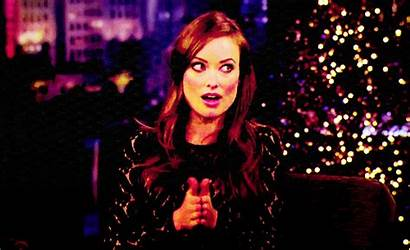 Olivia Wilde Gifs Clapping Clap Giphy Awkward