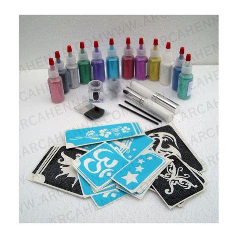 Kit Tatouage Paillette Professionnel  Cochese Tattoo