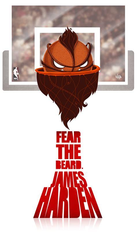 james harden fear  beard wallpaper gallery