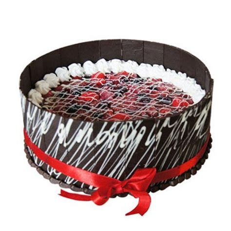 send gift  enchantment cake eggless