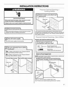 Ikea Iud8500bx1 User Manual Undercounter Dishwasher