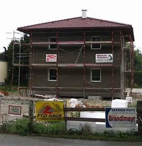 Haus Selber Verputzen : haus verputzen reibputz massivhaus ~ Markanthonyermac.com Haus und Dekorationen