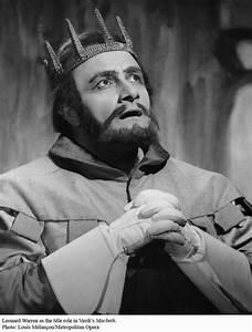 Recording of th... Macbeth