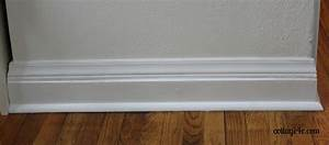 Hometalk Add Height to Your Short Baseboards - Cheaply!