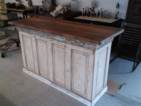 kitchen island made from doors island doors anton farmhouse solid wood distressed white 9410