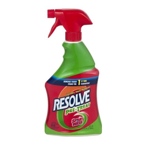 Laundry Stain Removers America S by Resolve Spray N Wash Pre Treat Stain Remover Hy Vee