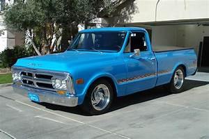 1970 Gmc 1  2 Ton Custom Pickup
