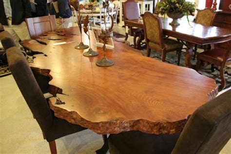 dining room furniture  solid wood rustic style