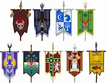 Flag Banners Medieval Banner Flags War Heraldic