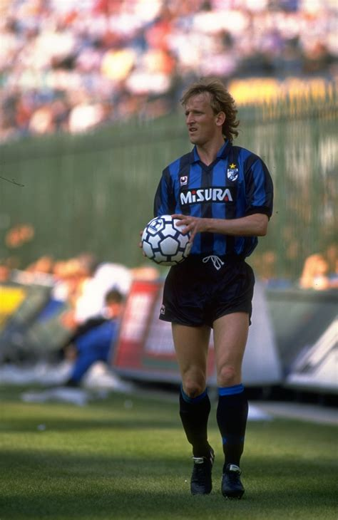Andreas Brehme Inter Milan