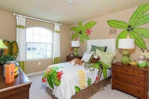 idee deco chambre enfants idée déco chambre enfant la chambre enfant tropicale