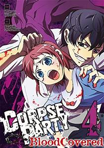 Corpse Party Blood Covered Manga Volume 4