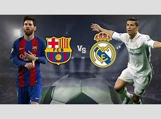Real Madrid can settle for a draw, but must win for