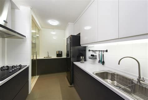 Interior Kitchen Design by Kitchen Renovation Package Singapore Unimax Creative