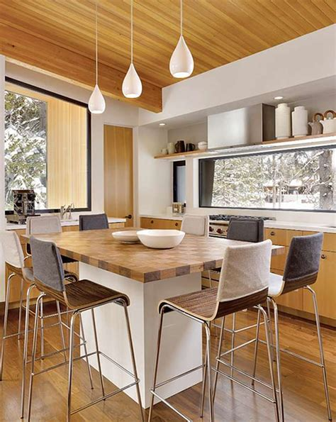 table as kitchen island these table as kitchen island these 20 stylish kitchen island