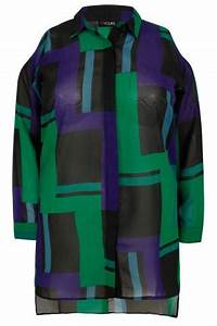 New Balance Shoe Style Chart Black Blue Green Abstract Print Shirt With Cold