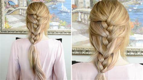 creative hair braid style tutorials style designs