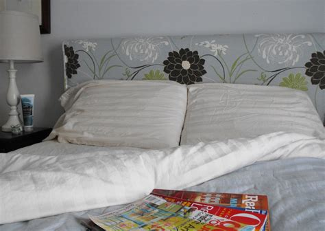 How To Make An Easy Headboard the diy headboard tutorial you ve been searching for